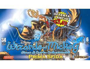 Wizards Of Mickey Prima Sfida Bustoe 6 Pz Carte - Da Gioco/collezione