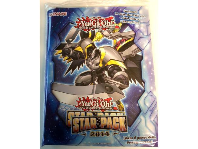 YU-GI-OH! STAR PACK BEGINNER KIT CARTE - DA GIOCO/COLLEZIONE