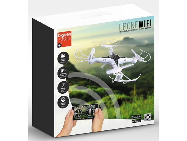 BB DRONE WIFI CON FOTOCAMERA VGA DRONI CONSUMER