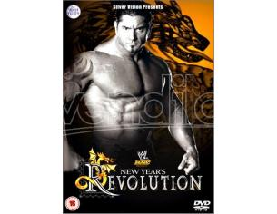 WWE RAW'S NEW YEAR REVOLUTION SPORTIVO - DVD