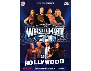 WWE RAW E SMACKDOWN WRESTLEMANIA 21 SPORTIVO - DVD