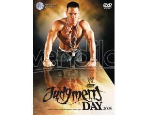 WWE JUDGMENT DAY 2005 SPORTIVO - DVD