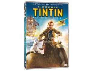 LE AVV. DI TINTIN:IL SEGRETO D.UNICORNO ANIMAZIONE - DVD