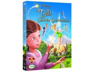 TRILLI E IL GRANDE SALVATAGGIO ANIMAZIONE - DVD