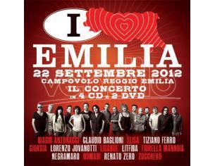 ITALIA LOVES EMILIA-22/09/12-CAMPOVOLO MUSICALE - DVD