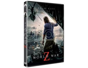WORLD WAR Z AZIONE - DVD