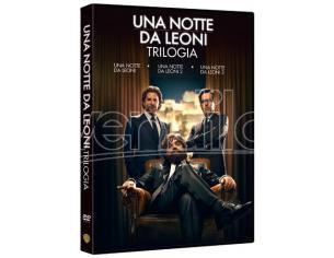 UNA NOTTE DA LEONI - LA TRILOGIA COMMEDIA DVD