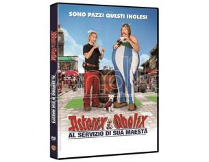 ASTERIX E OBELIX AL SERVIZIO SUA MAESTA' AZIONE AVVENTURA - DVD