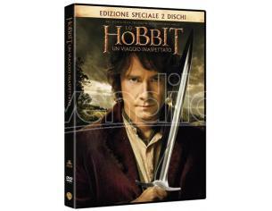 LO HOBBIT: UN VIAGGIO INASPETTATO AZIONE AVVENTURA - DVD