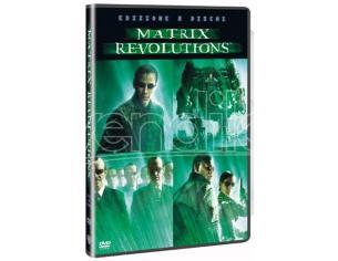 MATRIX REVOLUTIONS SPECIAL ED. AZIONE AVVENTURA - DVD