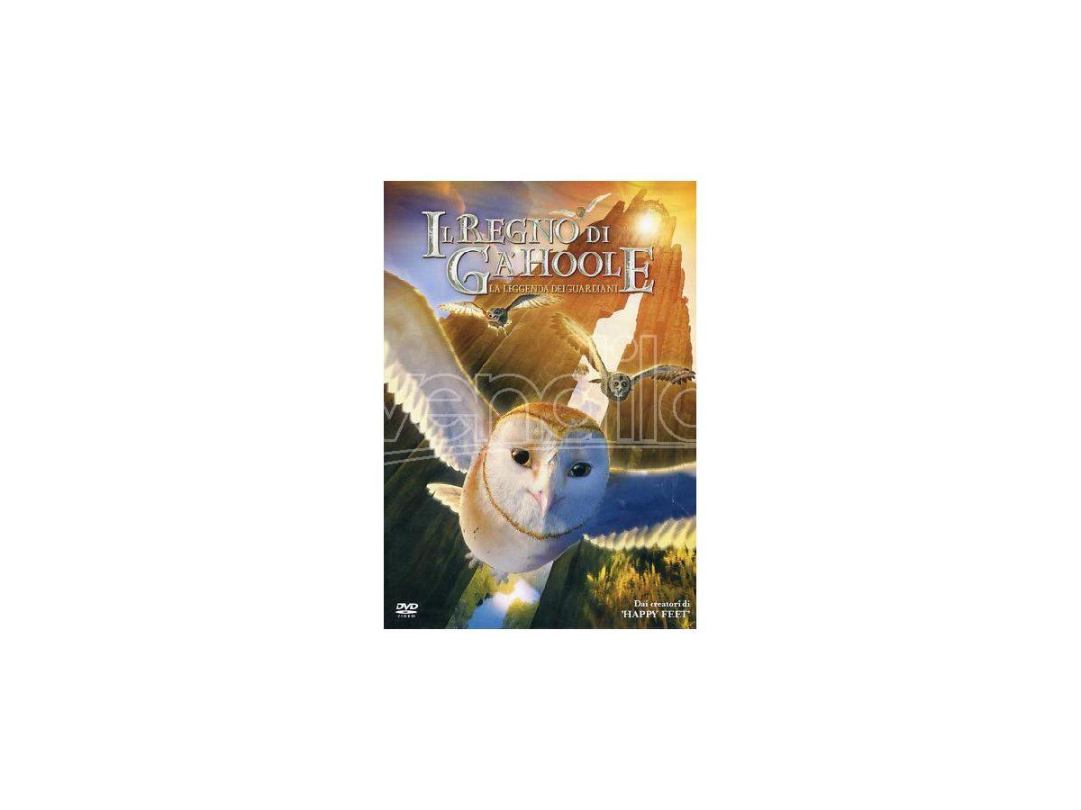 IL REGNO DI GA'HOOLE AZIONE AVVENTURA - DVD