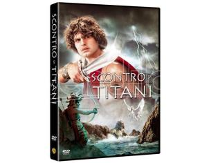 SCONTRO DI TITANI AZIONE AVVENTURA - DVD
