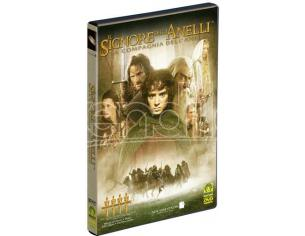 IL SIG. DEGLI ANELLI-LA COMP DELL'ANELLO AZIONE AVVENTURA - DVD