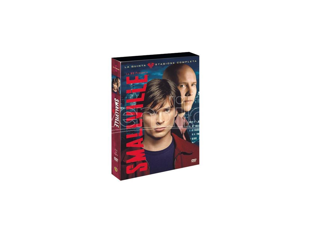 SMALLVILLE - STAGIONE 5 AZIONE AVVENTURA DVD