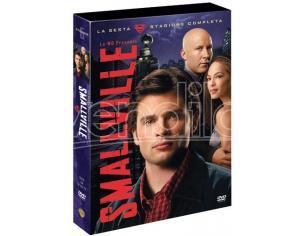 SMALLVILLE - STAGIONE 6 AZIONE AVVENTURA DVD