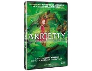 ARRIETTY ANIMAZIONE - DVD