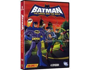 Batman: The Brave E Bold Vol. 5 Animazione - Dvd
