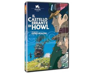 IL CASTELLO ERRANTE DI HOWL ANIMAZIONE - DVD
