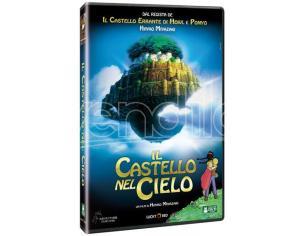 IL CASTELLO NEL CIELO ANIMAZIONE - DVD