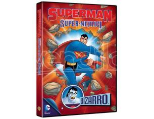 SUPERMAN SUPER NEMICI: BIZARRO ANIMAZIONE - DVD