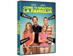 COME TI SPACCIO LA FAMIGLIA COMMEDIA - DVD