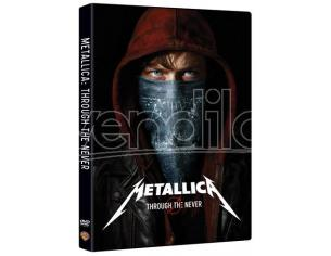 METALLICA - THROUGH THE NEVER MUSICALE DVD