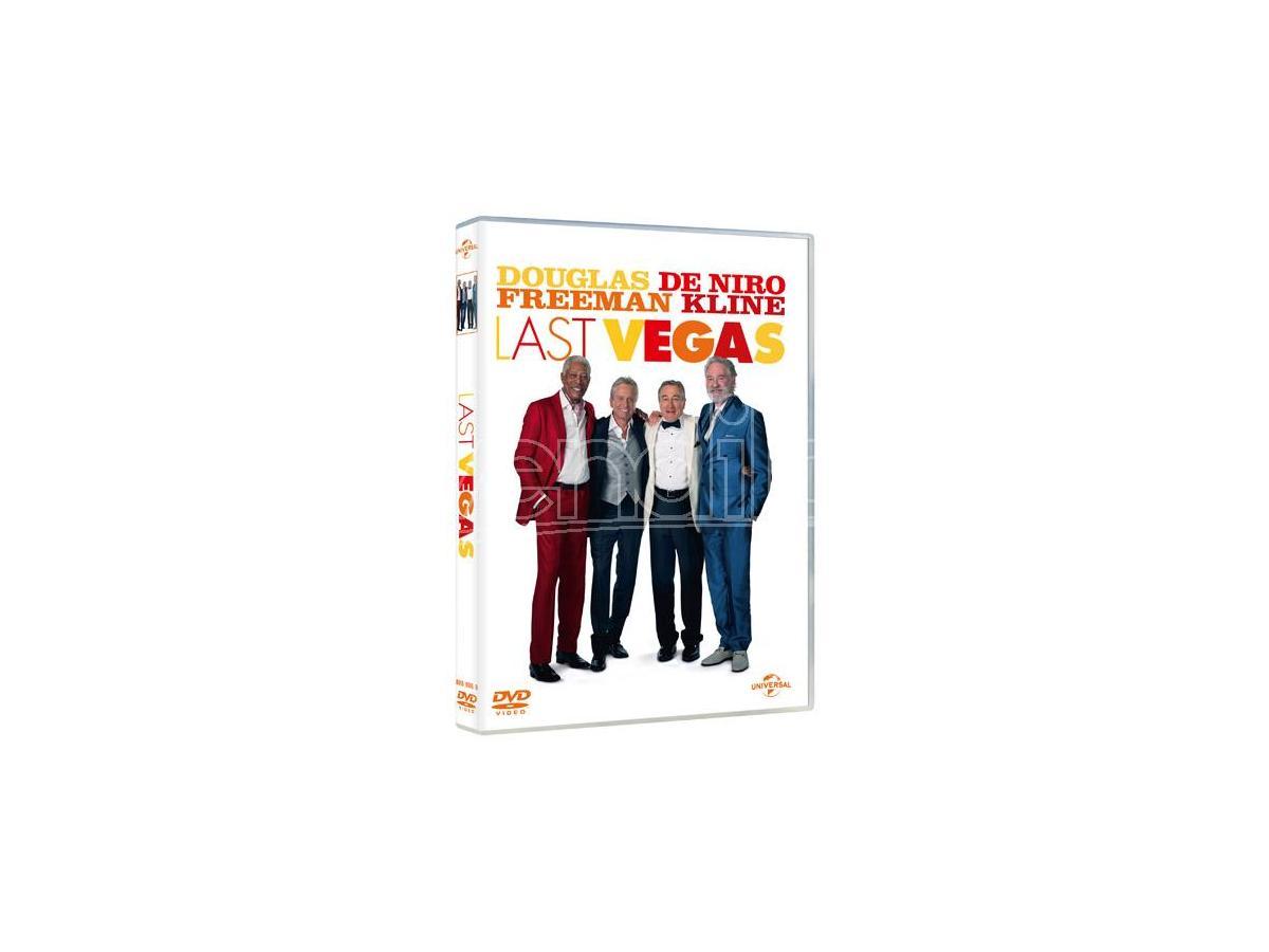 LAST VEGAS COMMEDIA - DVD