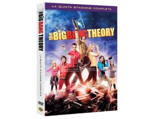 THE BIG BANG THEORY - STAGIONE 5 COMMEDIA DVD