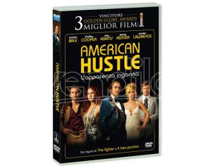AMERICAN HUSTLE AZIONE - DVD
