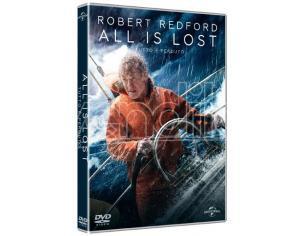 ALL IS LOST - TUTTO E' PERDUTO THRILLER DVD