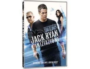 JACK RYAN - L'INIZIAZIONE THRILLER DVD
