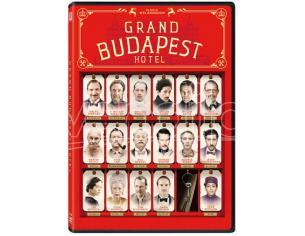 GRAND BUDAPEST HOTEL DRAMMATICO - DVD