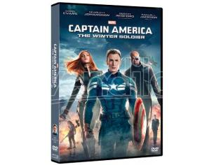 CAPTAIN AMERICA: THE WINTER SOLDIER AZIONE AVVENTURA - DVD
