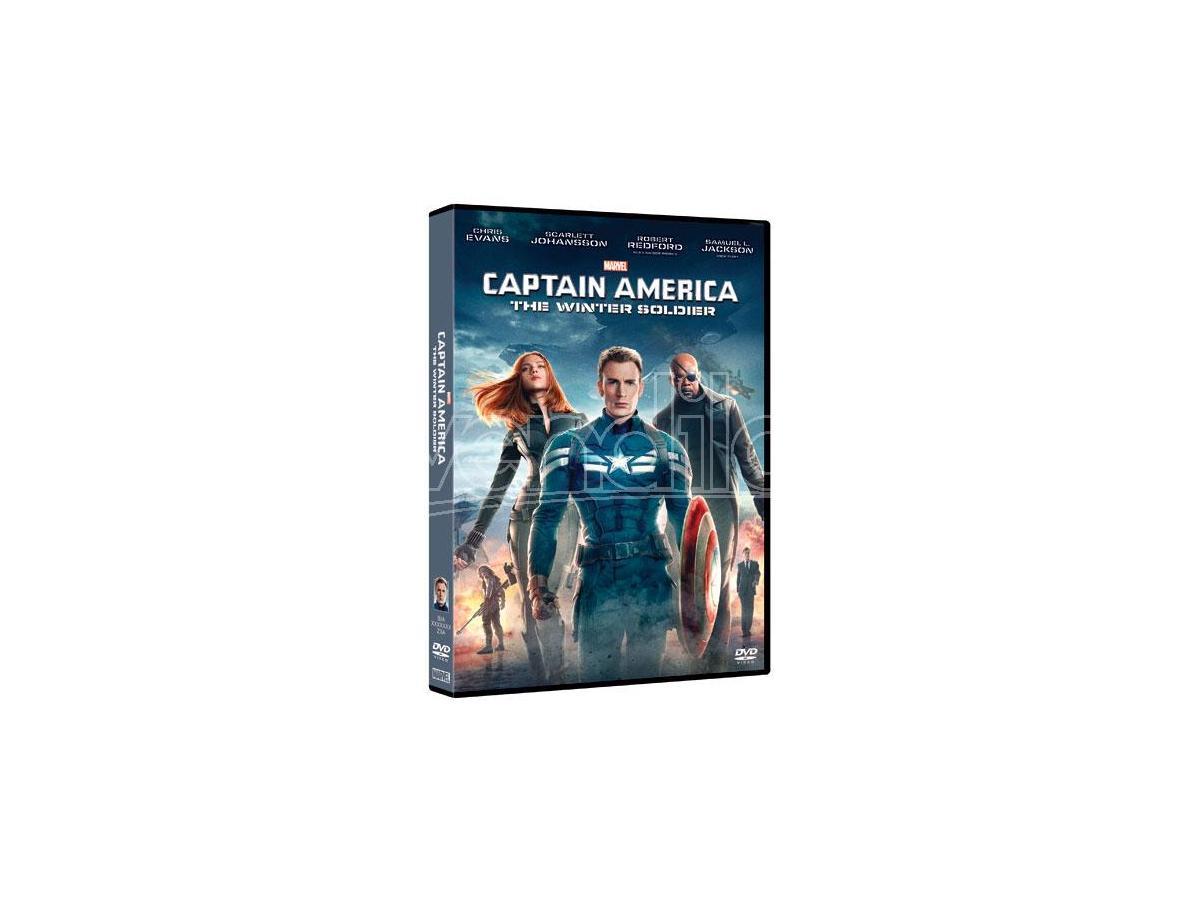 CAPTAIN AMERICA: THE WINTER SOLDIER AZIONE AVVENTURA - DVD