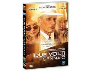 I DUE VOLTI DI GENNAIO THRILLER - DVD