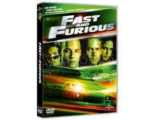 FAST & FURIOUS AZIONE AVVENTURA - DVD