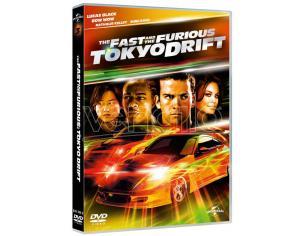 FAST & FURIOUS TOKYO DRIFT AZIONE AVVENTURA - DVD