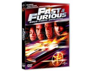 FAST & FURIOUS - SOLO PARTI ORIGINALI AZIONE AVVENTURA DVD