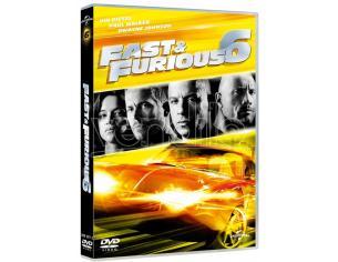 FAST & FURIOUS 6 AZIONE AVVENTURA - DVD