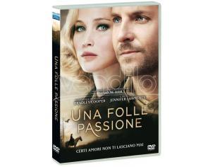 UNA FOLLE PASSIONE DRAMMATICO - DVD