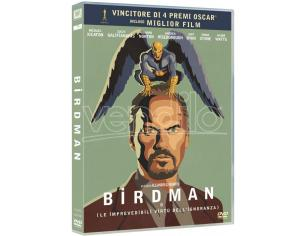 BIRDMAN COMMEDIA - DVD