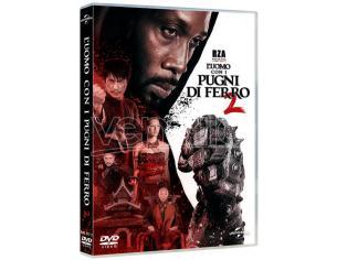 L'UOMO CON I PUGNI DI FERRO 2 AZIONE - DVD