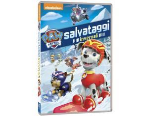 PAW PATROL: SALVATAGGI INVERNALI ANIMAZIONE - DVD