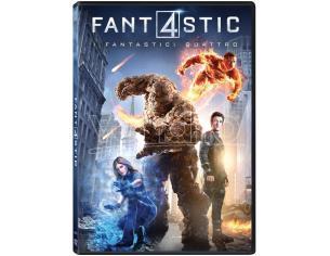 I FANTASTICI 4 AZIONE AVVENTURA - DVD