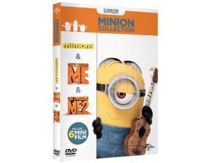 MINIONS COLLECTION ANIMAZIONE - DVD