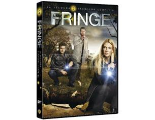FRINGE - STAGIONE 2 FANTASCIENZA DVD