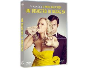 UN DISASTRO DI RAGAZZA COMMEDIA - DVD