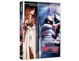 THE CANYONS DRAMMATICO - DVD