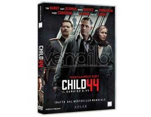 CHILD 44 THRILLER - DVD