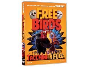 FREE BIRDS - TACCHINI IN FUGA ANIMAZIONE DVD